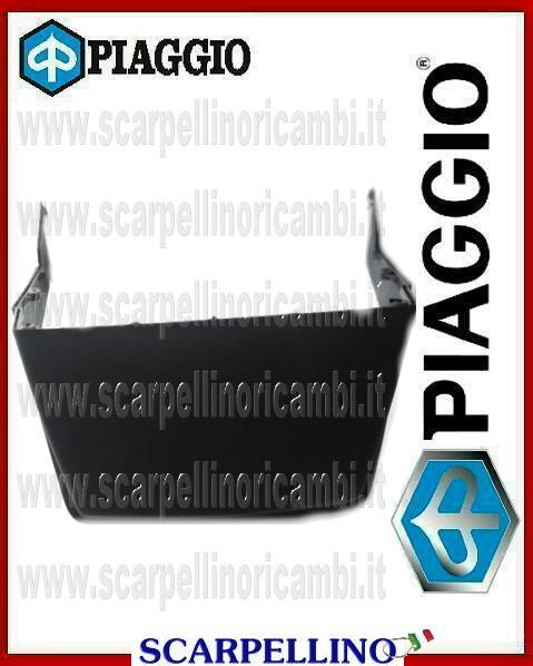 PARAFANGO ANTERIORE NERO PIAGGIO APE TM 703 ORIGINALE PIAGGIO CODICE 565799