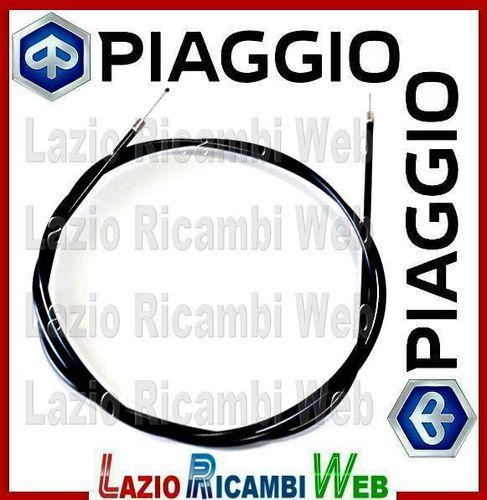 TRASMISSIONE FILO CAVO GAS ACCELERATORE APE 50 DA MANOPOLA A SDOPPIATORE ORIGINALE PIAGGIO B007701