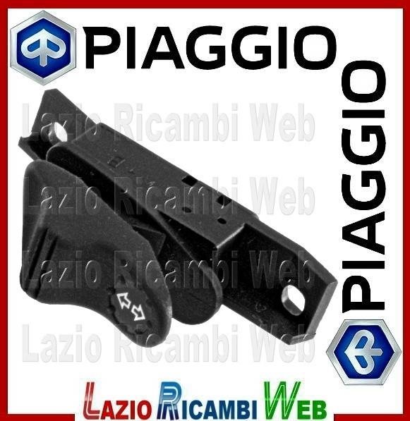 294877 INTERRUTTORE PULSANTE LUCI ORIGINALE PIAGGIO Vespa gts ie 300 2012 2013