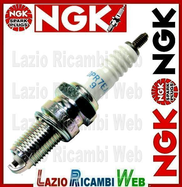 CANDELA NGK SPARK PLUG DPR7EA-9 KYMCO MXU 250 250 2005